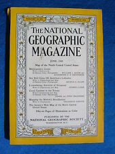 National Geographic Magazine June 1948 Vintage Ads Car Truck Advertising