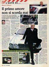 Z94 Ritaglio Clipping 1996 Renzo Arbore Fiat 500