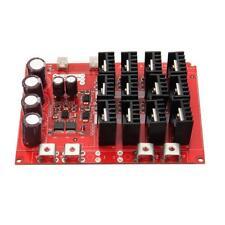 3000W 10-50 V 60A DC Motor Drehzahlregelung PWM HHO Controller 12V 24V 48V Neu