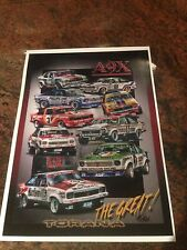 A9X The Great  Bathurst 1000 Print