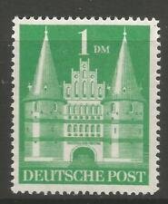 STAMPS-ALLIED OCCUPATION. 1948. 1 Mark Perf 14. SG: A132ab. Mint Never Hinged.