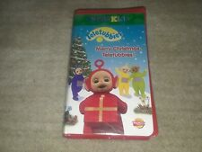 Teletubbies Merry Christmas (VHS, 1999)