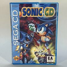 Sega CD - DVD Case - NO GAME - Read Item Description - Sonic CD
