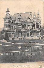 Br35885 Huy Chateau de M. Vierset belgium