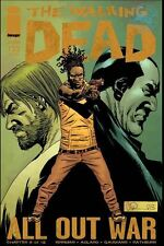 The Walking Dead #122 Image Comic Book First Printing All Out War Part 8