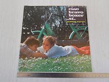 BROCHURE DEPLIANT ORIGINALE PIAGGIO 1979 CIAO BRAVO BOXER SI'