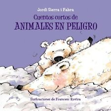 Short stories of animals in Danger. Expedited shipping (spain)