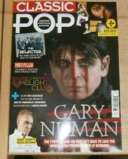 Classic Pop magazine #69 May/Jun 2021 Gary Numan Gary Kemp Kate Bush Marti Pello