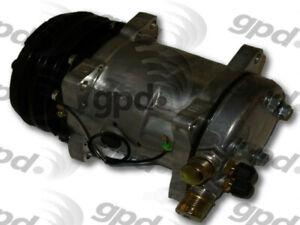 A/C Compressor-New Global 6511421