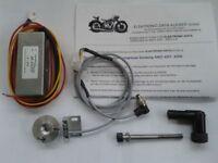 AWO 425 T Kennlinien Zündung ignition