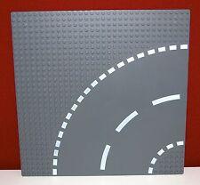 Lego Platte, Straßenplatte, Basic 44342 dark bluish gray, 32x32 Noppen,25x25cm