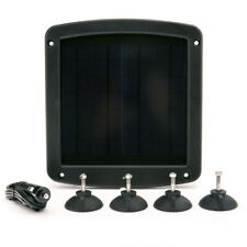 Battery Tender®12V, 5W Solar Battery Charger and Maintainer with Windshield