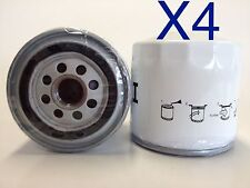 4X Oil Filter Suit Z516 FORD Falcon Fairlane Fairmont Territory MAZDA (TF516)