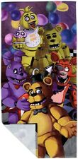 Five Nights at Freddys Beach Towel Brand New!! Good Quality Collection