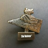 Star Wars Vehicles Pin of the Month -  Star Destroyer Disney Pin 125625