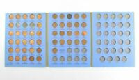 Complete 1941-58 Lincoln Wheat Cent Set - Includes 1943 Steel Cents! Bulk & Save