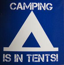 Camping sticker tent climbing backpacking hardwear hiking north mountain face
