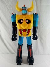 "Vintage Shogun Warriors Gaiking Jumbo 24"" Machinder Robot Mattel - Made in Japan"
