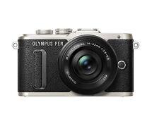 NEW Olympus E-PL8 Digital SLR Camera 14-42mm M.Zuiko EZ Pancake Zoom Lens Kit