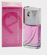 Etienne Aigner Too Feminine Eau de Parfum Natural Spray 30ml Neu Rarität !