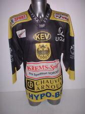 KEV Eagles Adult XL Ice Hockey Shirt Jersey Trikot Eis Austria Top Vintage Krems