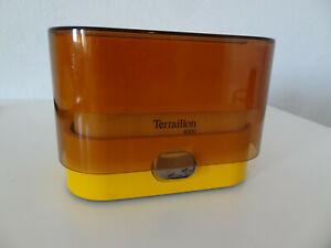 Terraillon 400 Waage Küchenwaage Vintage Orangegelb Funktion Ok! Selten Original