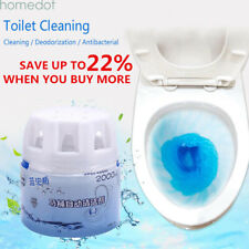 Automatic Toilet Cleaner -Magic Flush Bottled Helper Blue Bubble Amazing Home&