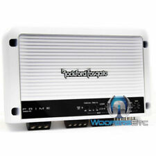 ROCKFORD FOSGATE M600-4D PUNCH AMP 4-CH MARINE BOAT COMPONENT SPEAKERS AMPLIFIER