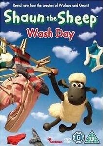 Shaun the Sheep - Wash Day [DVD][Region 2]
