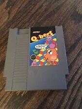 Qbert (Nintendo Entertainment System, 1989) NES Cart NE1