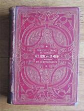 Moeurs Usages et Costumes Au Moyen Age et a l'Epoque de la Renaissance 1873 Book
