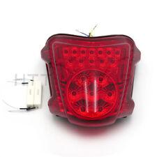 RED Led Tail Light Brake Turn Signal For 2008-2012 Suzuki Hayabusa / GSX1300R