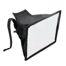 Universal Portable Flash Diffuser Softbox 20x30 cm For Camera Speedlight