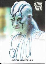 Star Trek Beyond - Sofia Boutella - Jaylah - Autograph