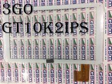 Pantalla Tactil 3GO MODELO GT10K2ips BLANCO DIGITALIZADOR