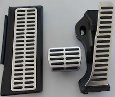 Audi Q3 original Pedalset Pedalkappen Fußstütze RS Pedale RSQ3 pedal pads caps