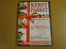 DVD + CD / KERSTPAKKET - DE NACHT VOOR KERSTMIS -A DIFFERENT KIND OF CHRISTMAS