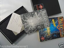Complete Commodore Amiga Battlestorm Video Game Computer System