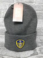 Leeds United Bronx Hat - Grey