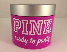 New & Rare! Victoria's Secret Pink READY TO PARTY Body Butter 10.5 Oz.