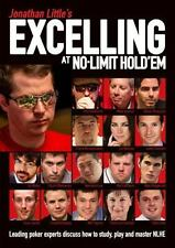 Jonathan Little's Excelling At No-Limit Hold'em: Leading Poker Experts Discus...