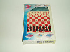 "Vintage Travel ""Chess & Checkers"" by Battle of Wits Games.."