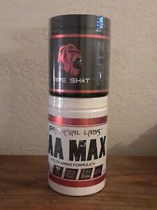 Primeval Labs EAA MAX + Untamed Labs APE SH#T CUTZ