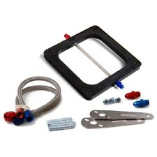 Nitrous Oxide Systems 12610 Big Shot Injector Plate with Jets & Plumbing
