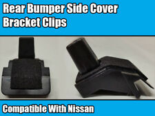 1x Clips For Nissan Pathfinder 200 Altima Sentra Rear Bumper Cover Side Bracket
