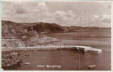General View & Harbour, MEVAGISSEY, Cornwall RP