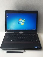 Dell Latitude XT3 Core i5 2.5GHz 4GB 320GB Touch Screen Webcam Backlit Tablet PC