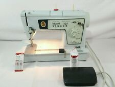 Vintage Singer Model 478 Sewing Machine Special ZIG-ZAG  Made in Great Britain