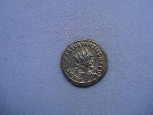 Cir 270 AD - Roman Empire - Quintillus - AE Antoninianus Fides  - 4229