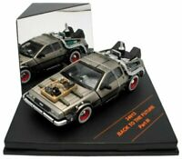 VITESSE SUNSTAR 24013 or 24015 De LOREAN DMC12 BACK TO THE FUTURE III / II 1:43